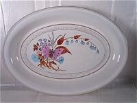 Denby Lorraine Oval Serving Platter