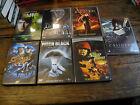 lot de 6 DVD Casshern Pitch Black Riddick Alien Hunter Starship Troopers 1 & 2