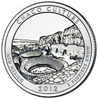 2012 ATB Chaco Culture National Historic Park NM Quarters P&D set