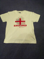 Nike boys England T-shirt 10-12 years