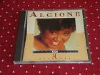 """CD ALCIONE """"MINHA HISTORIA"""" COMPILATION 14 SUCCÈS / POLYGRAM - VERVE, 1993"""