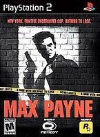 Game: Max Payne - Sony PlayStation 2 - PS2 - Excellent Condition
