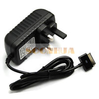 UK Plug AC Wall Charger Power Adapter For Asus Eee Pad Transformer TF101 TF201