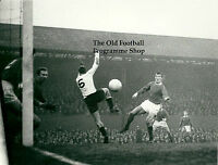DERBY COUNTY V MANCHESTER UNITED ~ 6X4 PHOTO ~ FA CUP 3RD RD ~ JANUARY 1966 ~(8)