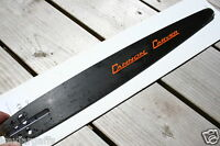 """NEW .050 Gauge Cannon """"Quarter"""" Tip """"Carving bar"""" 12 inch SMALL chainsaw bar"""