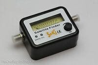 Konig Satellite Finder Signal Meter With Patch Lead BN!
