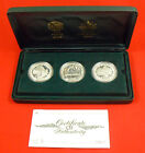 2000 SYDNEY OLYMPIC COIN COLLECTION SILVER HOST CITY SET $5 proof coins Olympics