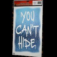 Gothic Halloween Horror Prop-YOU CAN'T HIDE-Floor Wall Grabber Window Decoration