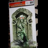 Halloween Horror Prop--ZOMBIE DEMON MONSTER CRYPT GRABBER--Floor Wall Decoration