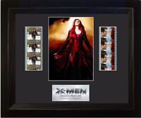 "X-Men 3 (S2) Limited Edition Wood Framed Movie Film Cell Plaque 13"" x 11"""
