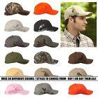 DRI DUCK Mens Unisex Outdoor Wildlife Series Hunting Caps Velcro Baseball Hat