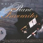 Various Artists - More Piano Favourites CD