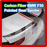 Carbon Fiber BMW F30 performance 320 328 330 335 Trunk Spoiler Wing rear FRP