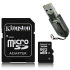Kingston 32GB 32G Class 4 Micro SD Micro SDHC Memory Card TF T-Flash + R2