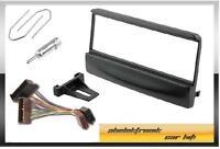 Einbaurahmen + Adapter für FORD Cougar Escort Fiesta Focus Radioblende 1DIN  /R1