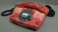 Retro Telefon 70er Jahre mit Wählscheibe funktionsfähig