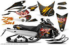 Yamaha FX Nytro 08-14 Graphics Kit CreatorX Snowmobile Sled Decals Wrap LSS