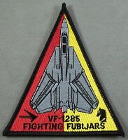 "US Navy Patch Fighter Squadron 1285 / VF - 1285 "" Fighting Fubijars """