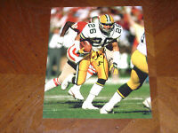Chuck Cecil Green Bay Packers  Signed 8x10 Photo Arizona Wildcats