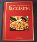 Livre La Grande Encyclopédie de la Cuisine