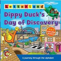 Letterland Dippy Duck's Day of Discovery (Paperback, 2013)