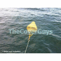 Yellowtail Sea Anchor Drouge Large Suit 18-22ft Boat