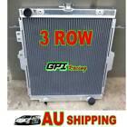 GPI Aluminum Radiator Toyota Landcruiser HDJ78 HDJ79 HZJ78 HZJ79 1HZ 4.2L