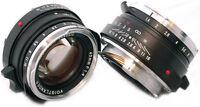 New USA Voigtlander 40mm f/1.4 40/1.4 Nokton Leica M CL CLE MP M9 M43 NEX