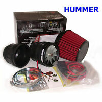 Intake Supercharger Kit Turbo Chip Performance For Hummer