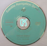 06 07 Civic EX & HYBRID, CRV GPS NAVIGATION DVD-ROM disc ver 6.55A, factory map
