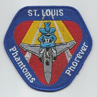 110th TAC FIGHTER SQUADRON PHANTOMS PHOREVER patch