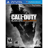 Call of Duty Black Ops Declassified PlayStation PS Vita PSV - NEW & SEALED!
