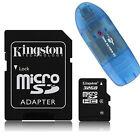 Kingston 32GB 32G Class 4 Micro SD Micro SDHC Memory Card TF T-Flash + R