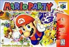 Mario Party (Nintendo 64, 1999) - Japanese Version