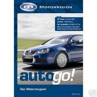 MotorVision: AUTO GO! Vol. 2 Das Motormagazin (DVD) *NEU OVP*