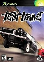TEST DRIVE ORIGINAL XBOX DISC ONLY