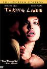 Taking Lives (DVD, 2004, Full Screen Edition)