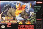 King of the Monsters 2 (Super Nintendo, 1994)