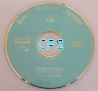 06 07 Civic EX & HYBRID, CRV GPS NAVIGATION DVD-ROM disc ver 6.56A, factory map