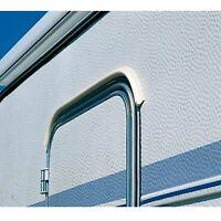 Fiamma Drip Stop Motorhome Caravan Gutter Rain Deflector 75cm Grey 03922-01G
