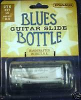 Dunlop Heavy Wall Blues Bottle Guitar Slide, Large, MPN 276