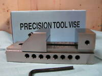 "Precision 4"" Toolmakers Vice"
