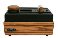 NITTY GRITTY MODEL 2.0 WITH OAK OR CHERRY LP RECORD CLEANER NEW WITH WARRANTY