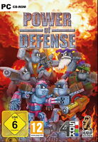 Strategie Tower-Defense/Power Of Defense (2011, DVD-Box) neu u. ovp/PC