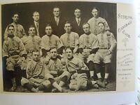 REPRINT !! 1911 Sterling Baseball Team Bushwick Brooklyn NYC New York City Photo