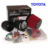 Intake Supercharger Kit Turbo Chip Performance For Toyota