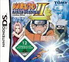 Naruto: Ninja Destiny II (Nintendo DS, 2009)