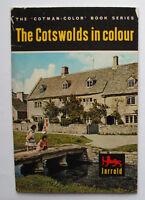 The Cotswolds in Colour Cotman color book by Jarrold