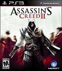 Assassin's Creed II -- Sony Playstation 3 PS3 -- CiB NM -- SEE DESCRIPTION