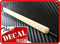 2 x WEEDING TOOLS adhesive sign vinyl decal pick tool